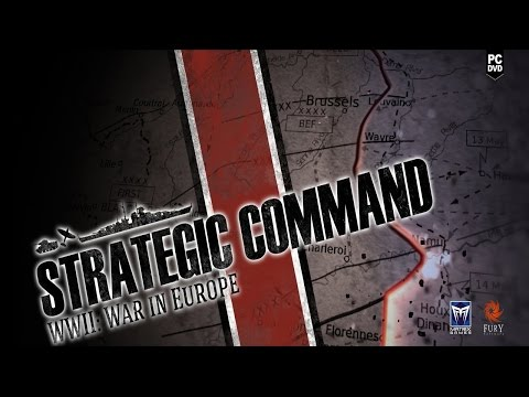 Strategic Command - WW2 In Europe 1.10 BETA  - First Look & Inital Impressions