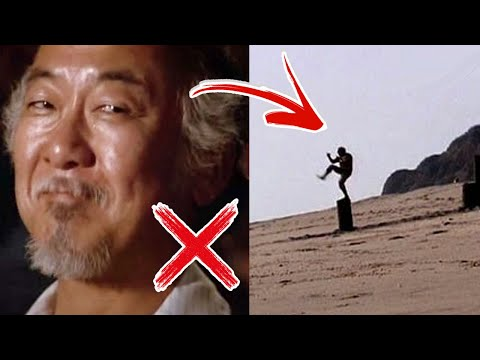 Top 10 Iconic Movie Scenes Done By Stunt Doubles