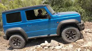 New Off road Adventures of JIMNY & RUBICON / Review: Bumper and Trunk