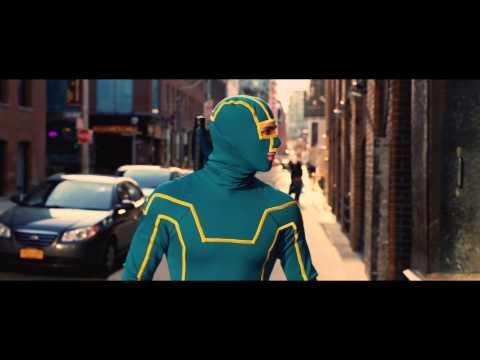 Trailer do filme Kick-Ass 2