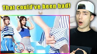 Baixar Kpop Female Idols Protecting Others From Wardrobe Malfunctions!