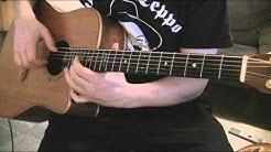 Satumaa (acoustic guitar version) - Kyösti Rautio