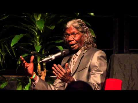 David Gulpilil in conversation with Margaret Pomeranz
