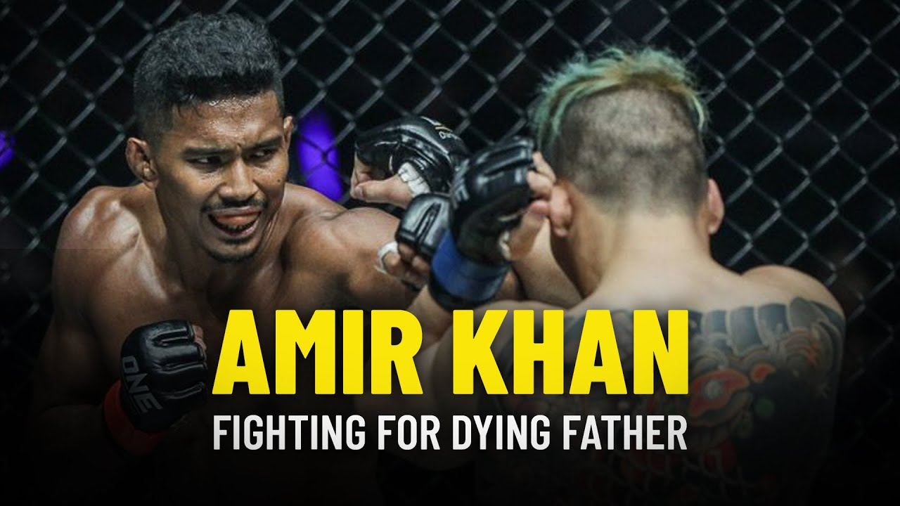 Amir Khan Fighting For Dying Father