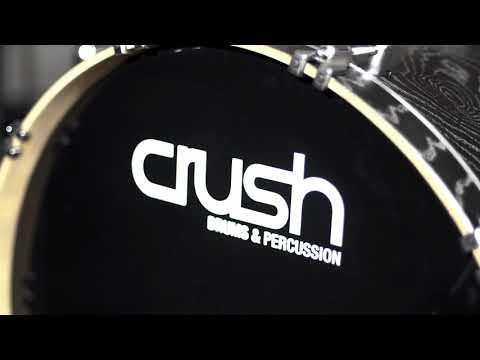 BFD Crush - Crush AXM Drumkit Demonstration
