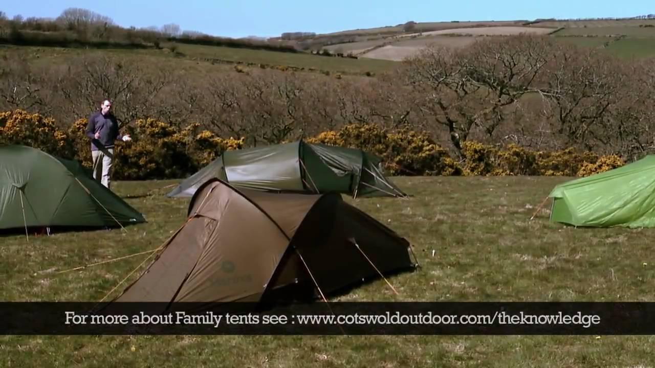 & Choosing A Tent - YouTube