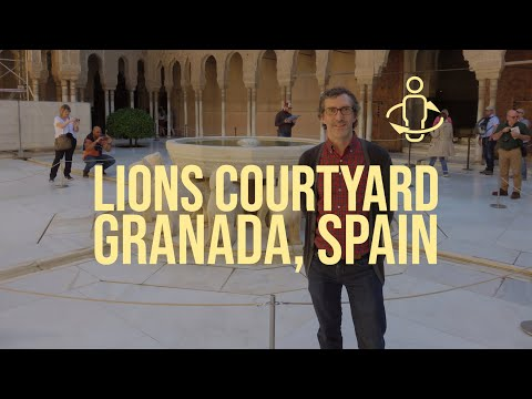 Spinning in the Court of the Lions