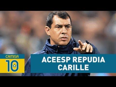 ACEESP Repudia CARILLE, Que Pede DESCULPAS à IMPRENSA!