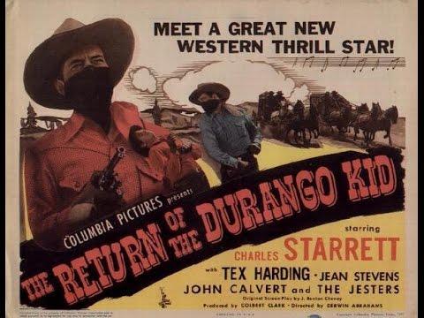 Trailer do filme Durango Kid - Invasão Sangrenta