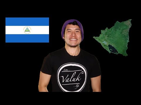 Geography Now! NICARAGUA
