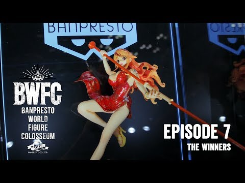 Banpresto World Figure Colosseum 2017 - Episode 07