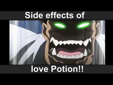 Side Effects Of Love Potion!!