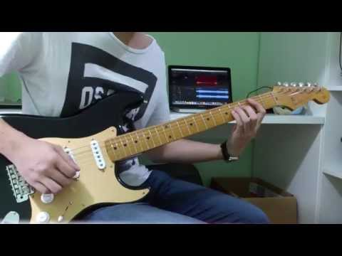 Mr - Green Tinted Sixties Mind (Guitar cover)