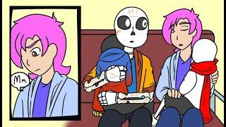 Momma CQ-Teil 12【 Undertale Comic Dub 】