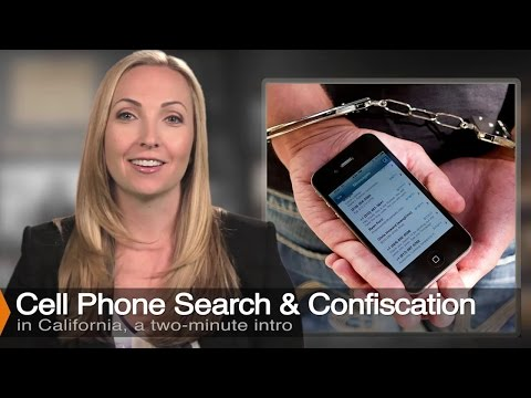 Avoid A Police Search of Your Phone By Knowing Your Rights