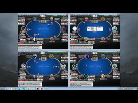 Small Stakes Poker Coaching - Pokerstars $100nl Live Play Part 7