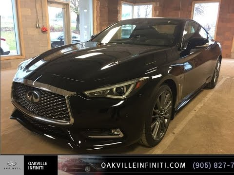 2017 infiniti q60 coupe 2dr cpe red sport 400 youtube. Black Bedroom Furniture Sets. Home Design Ideas