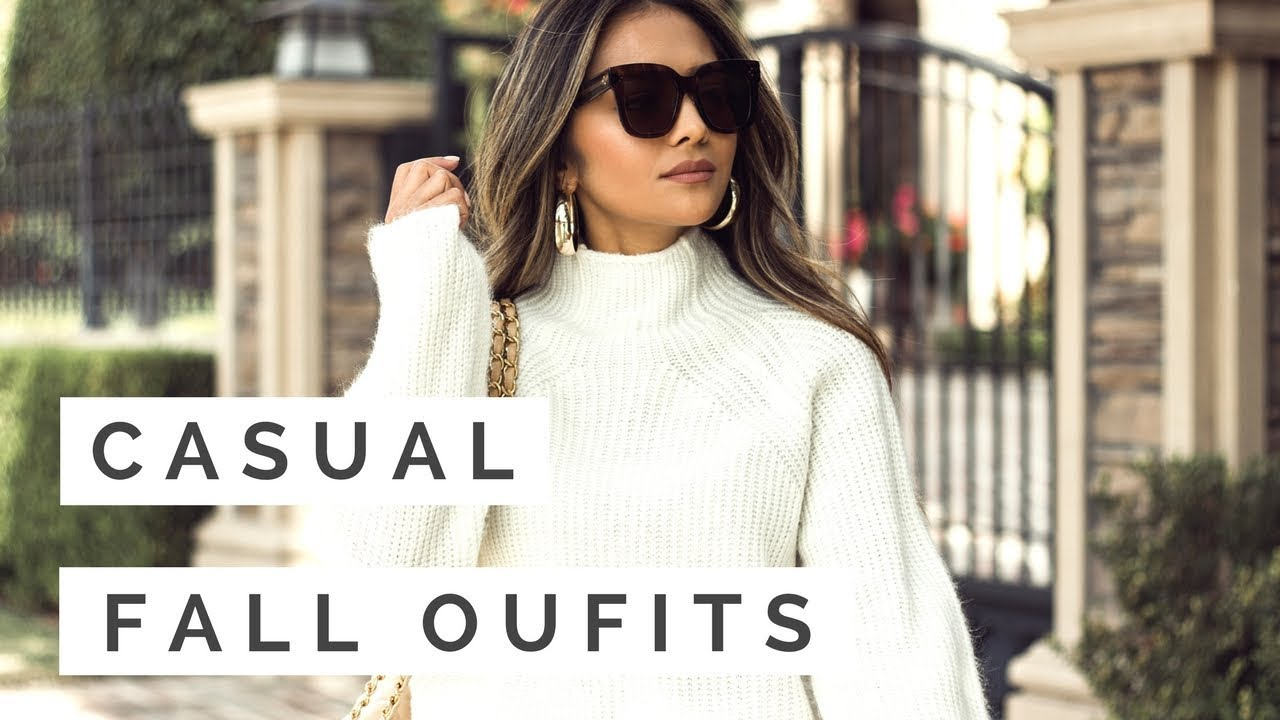 Casual Fall Outfits | Everyday Fall Outfit Ideas 1