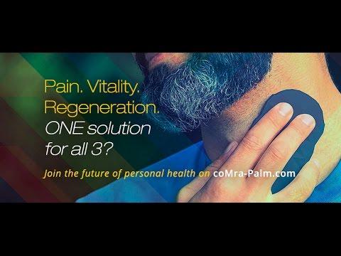 coMra Palm | Indiegogo launch