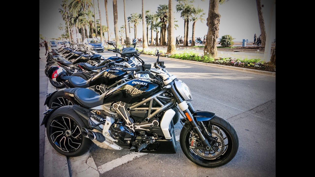 xdiavel s | ducati sales academy | cannes france 3.6.15 - youtube