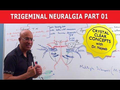 Trigeminal Neuralgia Part 1 - Clinical Menifestation