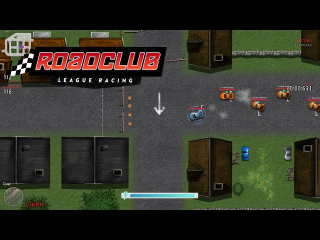 Roadclub: League Racing | Official Launch Trailer - January 8th 2019