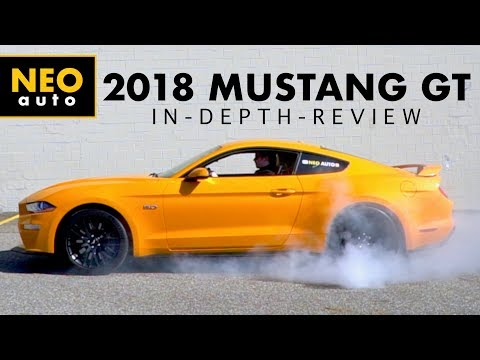 My NEW 2018 Mustang GT Performance Pack | Why I Bought It, Review, & Burnouts!