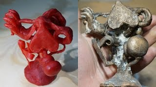 DIY Bronze Casting using Lost Wax Method. FROM CHEESE TO BRONZE!