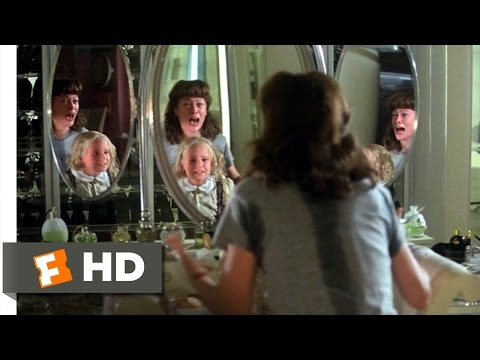 Mommie Dearest (9/9) Movie CLIP - Christina Play Acts (1981) HD