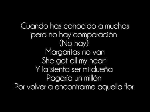 Santana feat. Romeo Santos – Margarita (Letra/Lyrics)