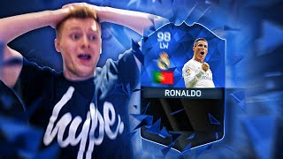 FIFA 16 - HOLY SH*T 98 TOTY RONALDO IN A PACK!!! | I COMPLETED FIFA!!!!