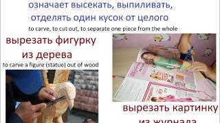 Русский язык - глагол