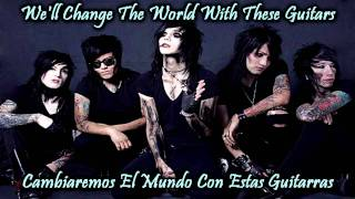 Black Veil Brides-The Legacy (Español-Ingles)