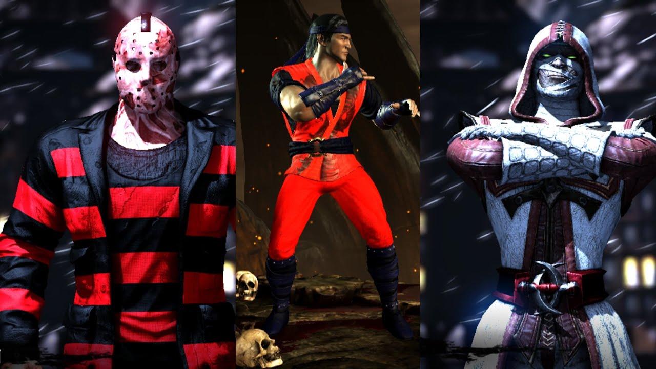 mortal kombat x new free skinscostumes pc mods 3 - Mortal Kombat Smoke Halloween Costume