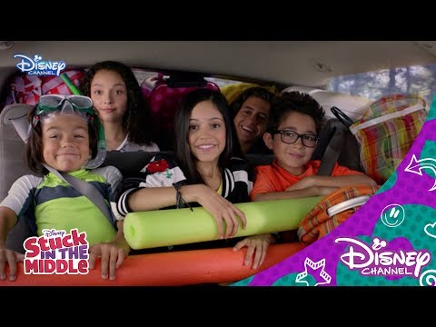 Stuck in the Middle - Waterpark! | Official Disney Channel Africa