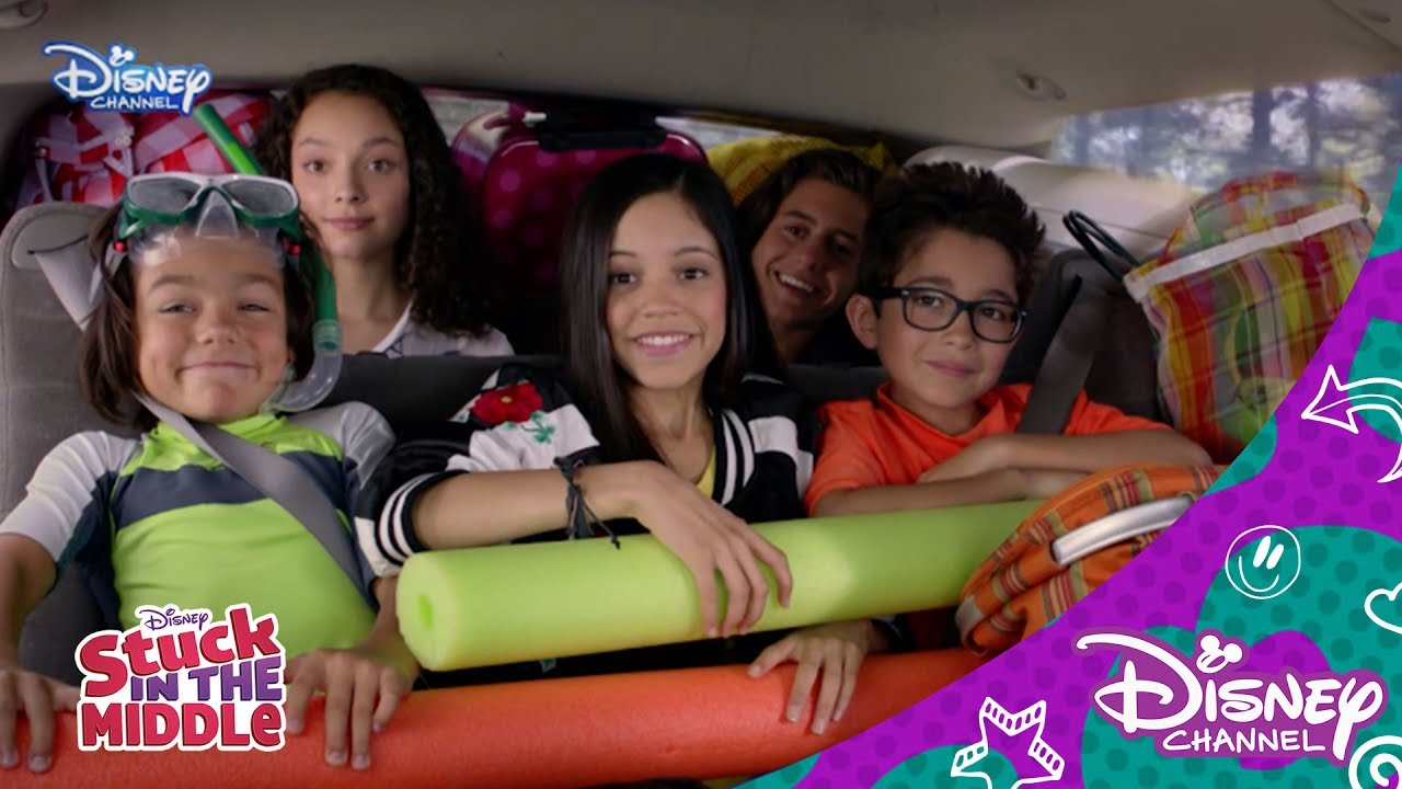 Download Waterpark!   Stuck in the Middle   Disney Channel Africa