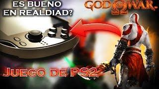 ¿Es tan bueno el God of War de PS Vita? Versión de PS2 Remasterizada