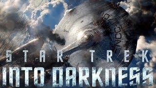 """STAR TREK Into Darkness"" | Trailer Deutsch German & Kritik Review [HD]"