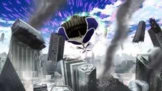 Puella Magi Madoka Magica Movie - Witch Walpurgis Night vs Madoka (Defeated)