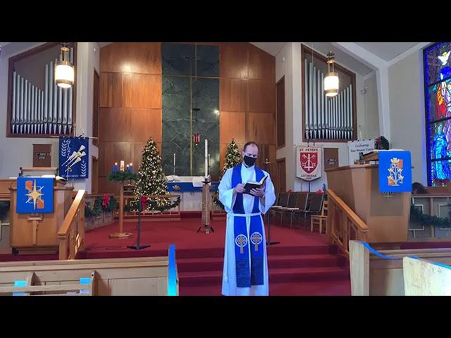 Worship 12/13/2020