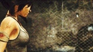 Tomb Raider - Gas Leak Gameplay