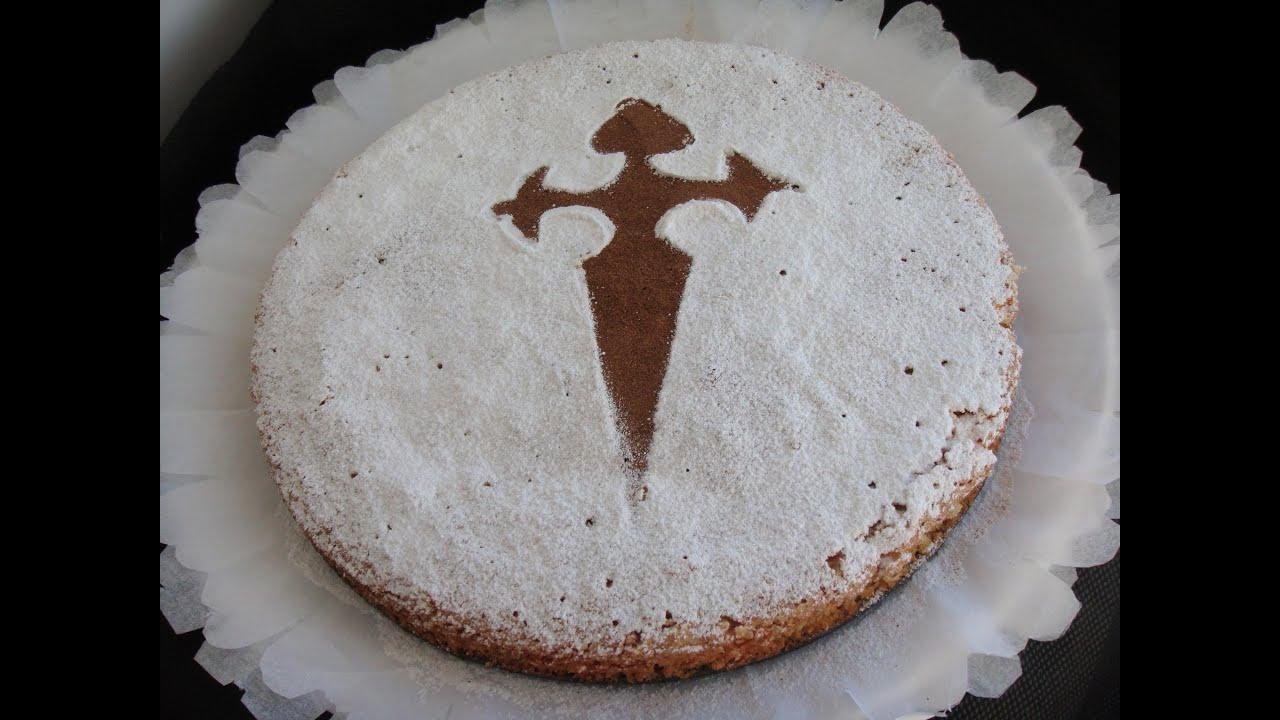 Image Result For Tarta A De Santiago