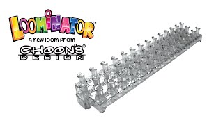 Introducing LOOMINATOR™ A NEW Product by Rainbow Loom