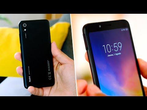 ¡Xiaomi no para! Redmi 7A REVIEW