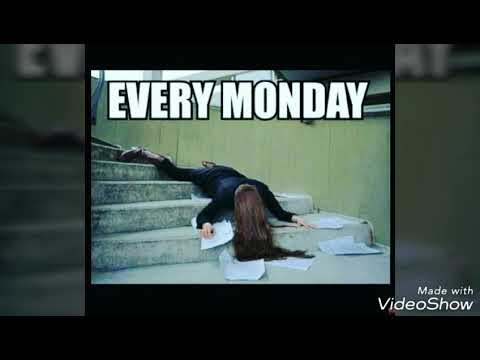 Monday Only Happens Once A Week Pictures, Photos, and ...