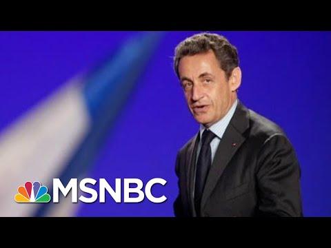 Former French President Sarkozy Sentenced To Jail | Morning Joe | MSNBC
