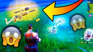 FORTNITE BATTLE ROYALE - THE BEST LOOT!!!!