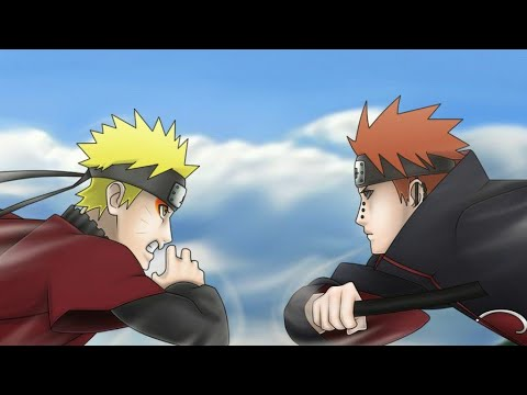 Download NARUTO SAGE MODE VS PAIN FULL FIGHT