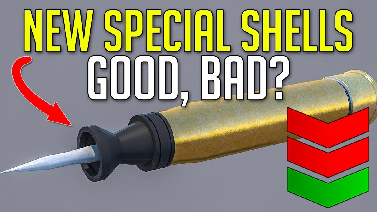 New Special Ammo on Supertest • Good, Bad? ► World of Tanks in 2019 - New  Premium Rounds