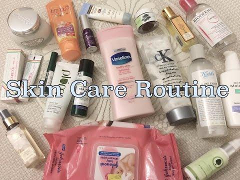 Skincare Routine | Oily & Acne Prone Skin | 2016